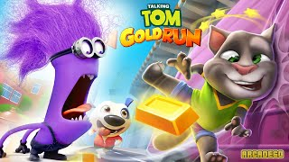 Talking Tom Gold Run Vs Despicable Me Minion Rush Vs Temple Run 2