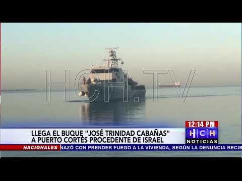 Llega A Honduras El Guardacostas Adquirido Por $54 Millones En Israel