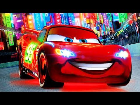 Cars 2 HD Lightning McQueen - Mater Gameplay