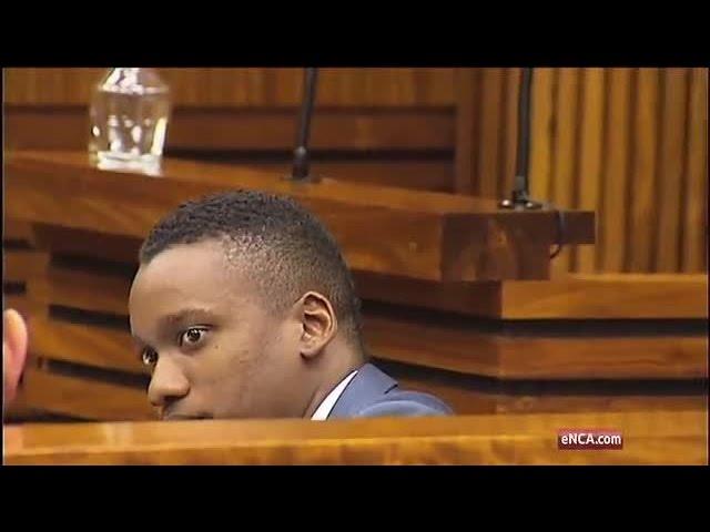 Duduzane Zuma in court #1