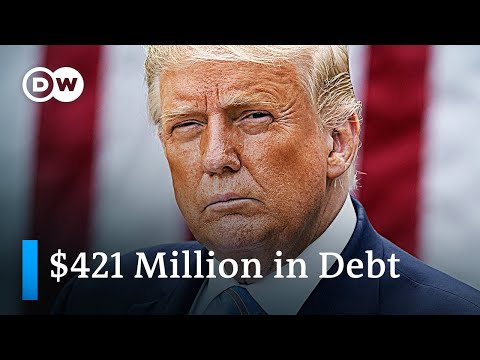 Do Trump's personal debts pose a risk to the US' national security? | DW News