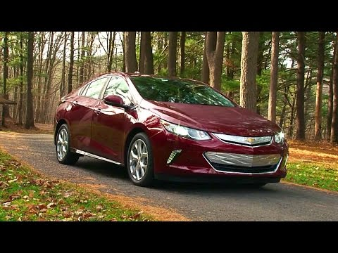 Chevrolet Volt 2016 Review