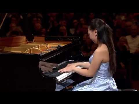 Aimi Kobayashi – Polonaise in A flat major Op. 53 (second stage)