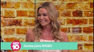 Denise Richards Talks Joining 'Real Housewives of Beverly Hills' | Studio 10