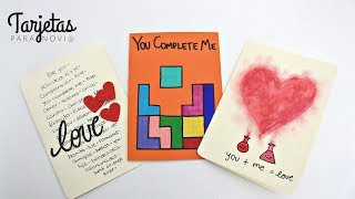 Cartas / Tarjetas Para Mi Novia ❤ | Regalos Para Mi Novia 💖