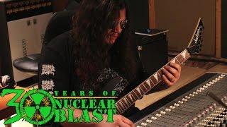 DECREPIT BIRTH - Album Recording: Axis Mundi (OFFICIAL INTERVIEW)