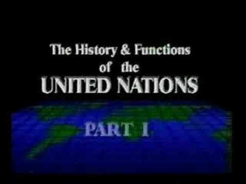 an analysis of the functions of the united nations United nations: the united nations, a multipurpose international organization, worldwide in scope and membership, that was founded in 1945.