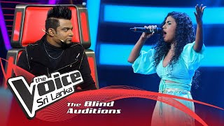 Yohani Jacob - Feeling Good | Blind Auditions | The Voice Sri Lanka Thumbnail