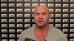 HIS Hair Clinic - Chris's Hair Loss Story after having tried Rogaine for a Year (before)