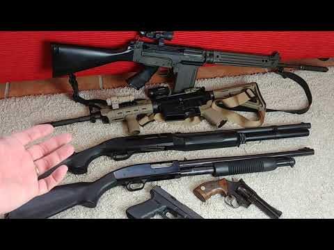 Guns For Home Defense: Which Ones And Why?