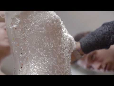 HOW AN IRIS VAN HERPEN HAUTE COUTURE GOWN IS MADE | One Look: The Anatomy