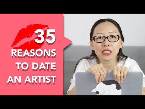 Artist dating artist