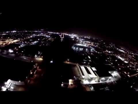 San Fernando Valley Night VFR Touch and Go's WHP BUR VNY