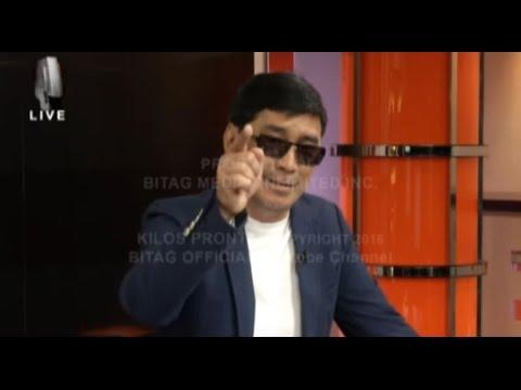 "BITAG: ""QC Tandang Sora Brgy Chairman, umayos ka! Ipatigil mo pesteng binguhan dyan!"""