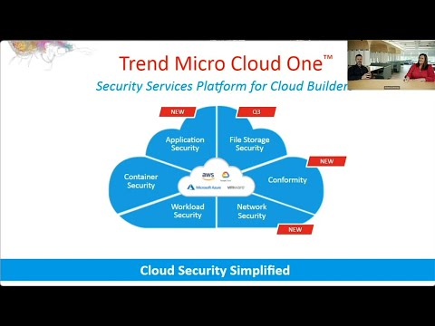 Trend Micro Perspectives: Cloud Security Simplified - Cloud One