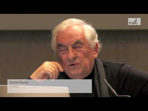 Daniel Buren - Giardini - Conferenze - Associazione Nel