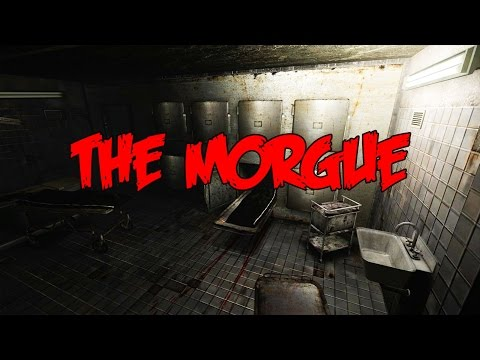 THE MORGUE - Indie Horror Kickstarter Demo, Attack of the Stock Unity Assets