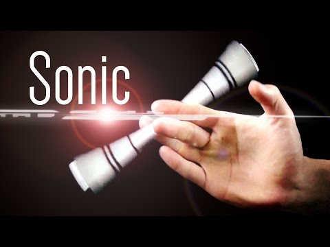 Sonic - Tutorial De Pen Spinning