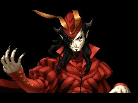 (SMT:IV Apocalypse) Nanashi and Friends vs Mephistopheles (Apocalypse Difficulty, No Affinities)  