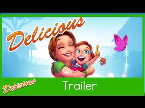 Official Trailer | Delicious - Emily's Home Sweet Home