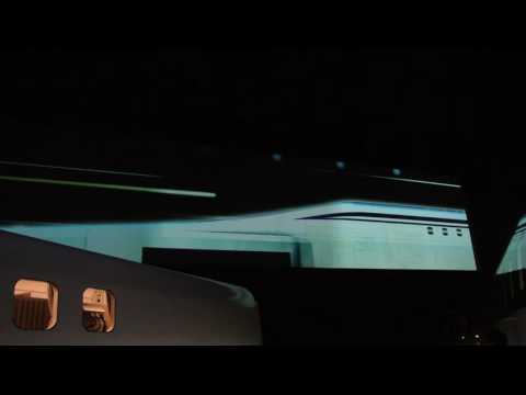 SCMaglev and Railway Park - the museum of japanese trains.MOV