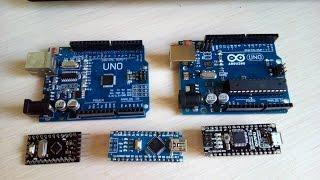 Arduino Unoを使ってATmega328Pに