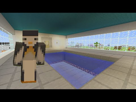 Minecraft Xbox: Swimming Pool [83]