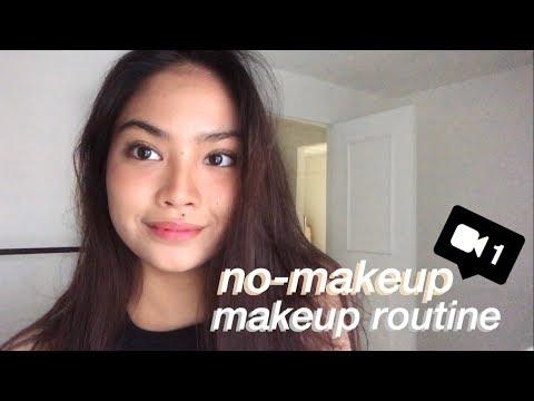No-Makeup Makeup Routine! | Ella Gatchalian
