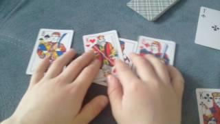 """Обучение как всегда выйгравать в карточной игре """"Акулина"""""""