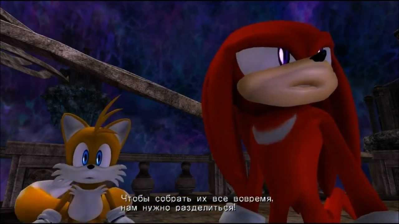 Sonic 06 Final Story Cutscenes-Part 1 HD