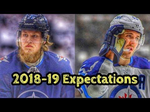 Winnipeg Jets 2018-19 Expectations