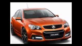 Holden VF Commodore SSV Concept 2013  Interior Exterior Photo Gallery