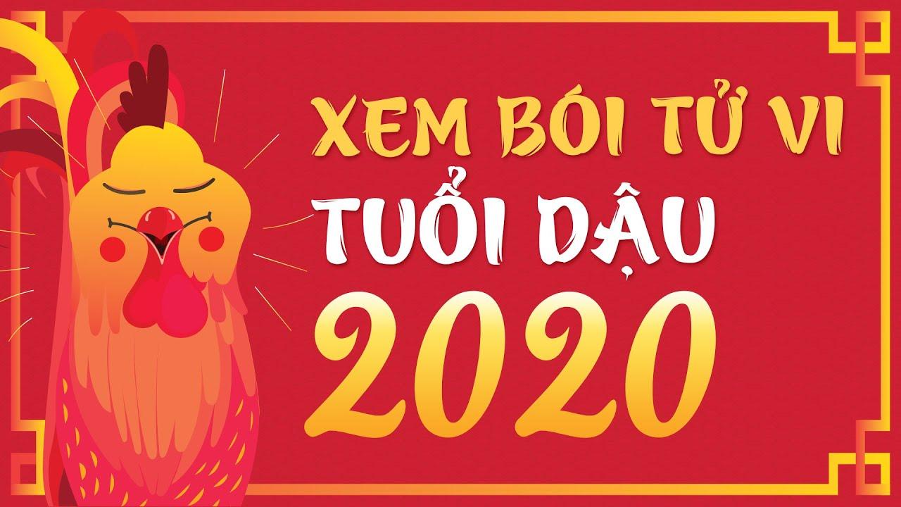 Xem tuổi Dậu, Người tuổi Dậu 2020, Xem bói người tuổi Dậu 2020