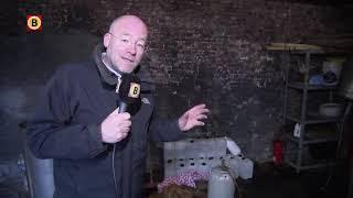 Verslaggever Willem-jan Joachems Mocht Binnen In Het Drugslab In Roosendaal  Voorstraat  Een Kijk...