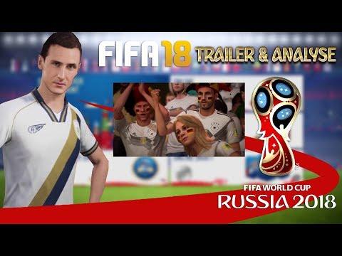 NEUER TRAILER zu FIFA 18 ● WORLD CUP UPDATE ►ANALYSE & FAKTEN