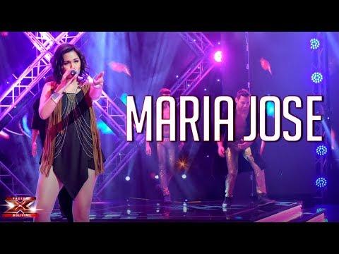 ¡Maria Jose arrasa con su presentación! | Galas en Vivo | Factor X Bolivia 2018