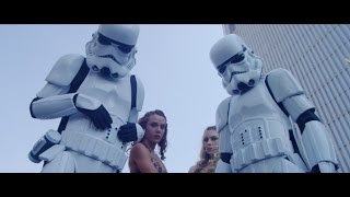Star Wars Rebels vs Stormtroopers Dance Battle | Pledge Wars