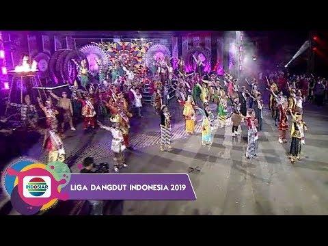 Piala Bergilir Diserahkan Api Obor Disulut Selfi..Kompetisi Lida 2019 Dimulai