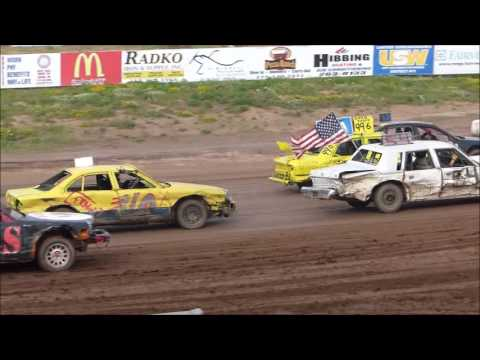 Hibbing Raceway ENDURO-July 9th 2016-1st Segment