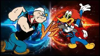 Popeye VS Woody (Gogeta VS Vegetto Ivangel Music) No Original