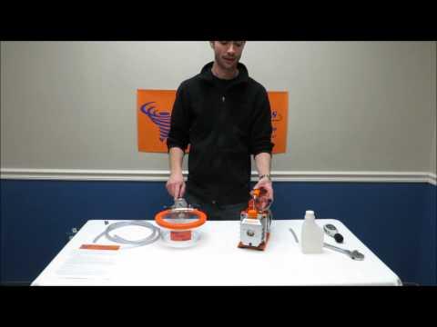 Best Value Vacs 2.75 quart Vacuum Chamber Kit