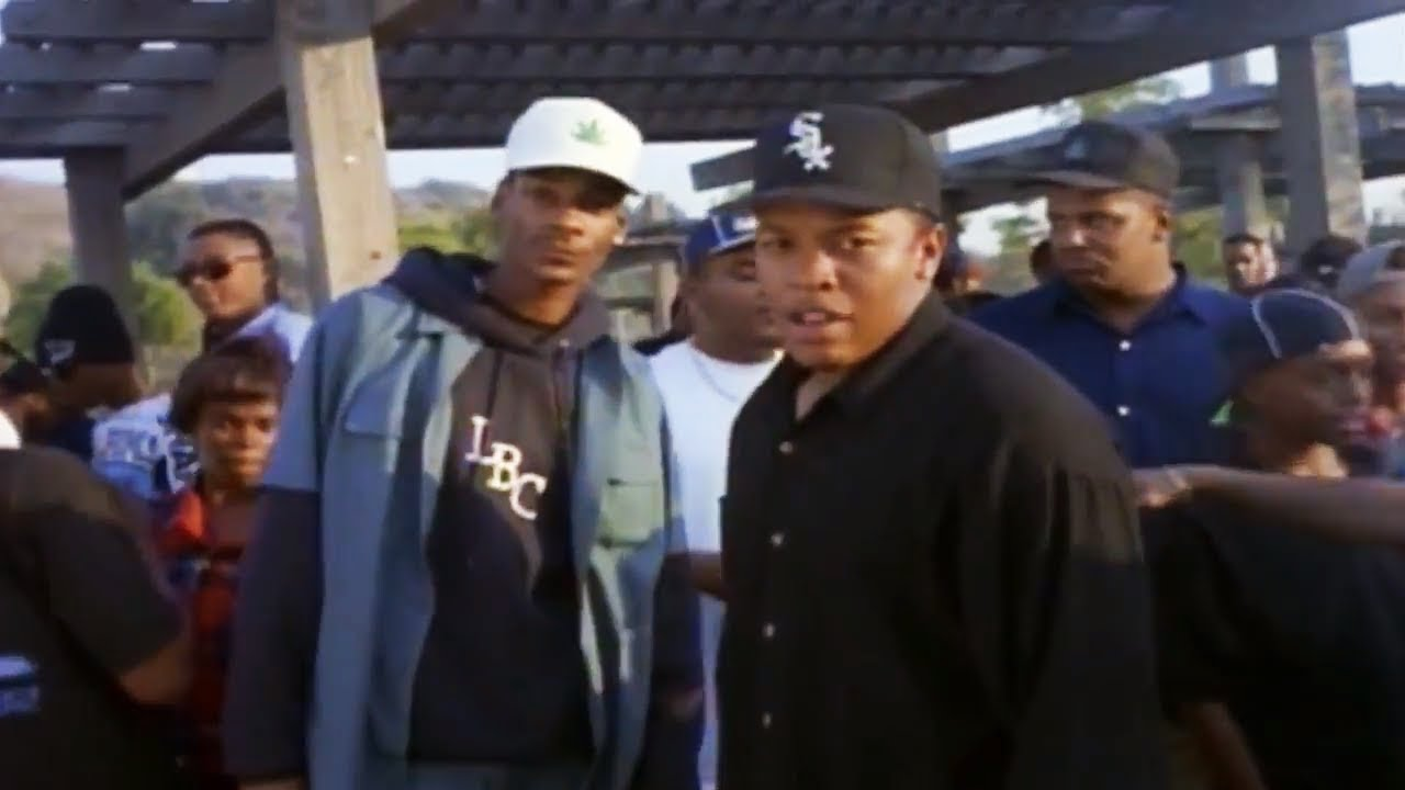 Dr  Dre ft  Snoop Doggy Dogg - Nuthin' But A G Thang (Fully Uncensored  Video) [Explicit]