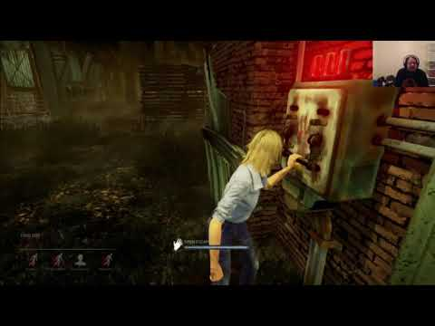 Dead by Daylight Daily Rituals: Open the Exit Gate as Laurie