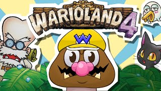 Wario Land 4 - The Lonely Goomba