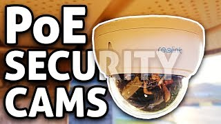 Ultimate PoE Security Camera System: Reolink Review