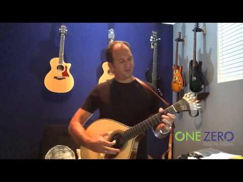 Josh Friedman Portuguese Guitar Practice | Untitled in G minor