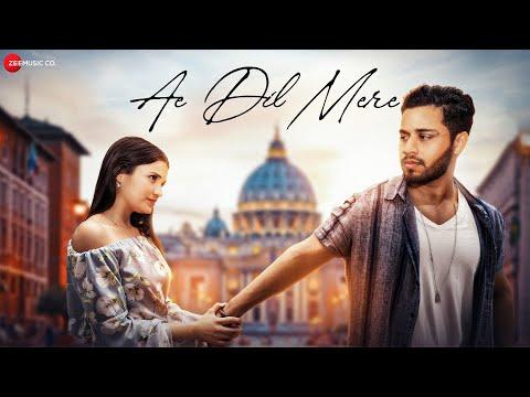 Ae Dil Mere - Official Music Video | Shahzeb Tejani | Daniela Boral