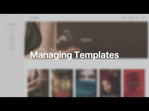 Managing Templates | YOOtheme Documentation (Joomla)