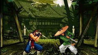 Eiji Kisaragi VS. Zantetsu
