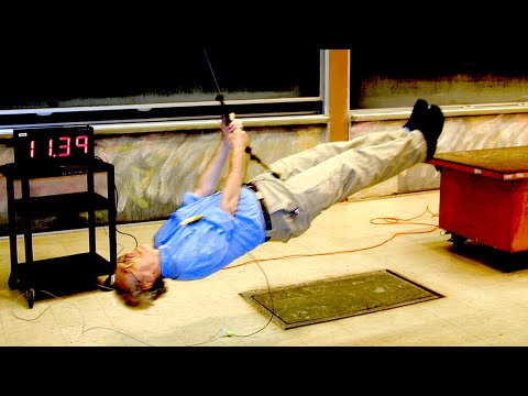 8.01x - Lect 10 - Hooke's Law, Springs, Pendulums, Simple Harmonic Motion